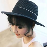 戴帽子侧脸女生头像图片