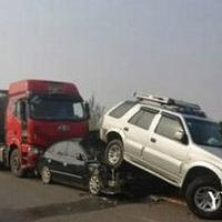 岚县车祸图片