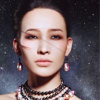 异型珍珠:的抢眼配饰