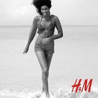 H&M曝光全新海边女装系列