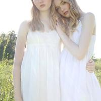 Topshop全新夏季女装大片双胞胎的梦幻79年代