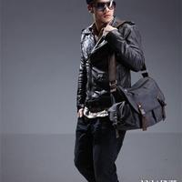 【图】男士包包韩版单肩包为你增添时尚魅力气质