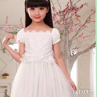 【图】公主裙女童纱裙图片欣赏给你介绍公主裙的9种搭配