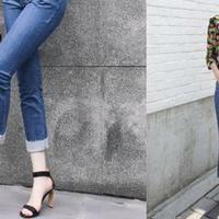 【图】揭秘牛仔裤配什么鞋好看帅气搭配让你轻松变身时尚达人