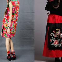 【图】民族风服装走上国际舞台中华民族的文化瑰宝