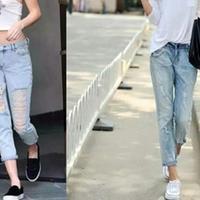 【图】时髦精告诉你牛仔裤配什么鞋好看让你美出新高度