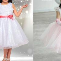 【图】公主裙女童纱裙梦幻登场实现你孩子的童话梦
