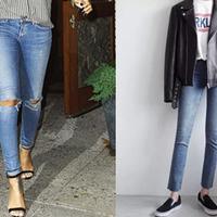 【图】牛仔裤配什么鞋好看教你秒变时尚潮人