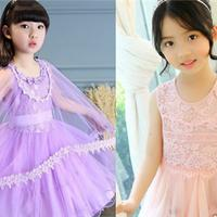 【图】公主裙女童纱裙带你走进童话世界