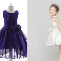 【图】公主裙儿童款式解析甜美女孩养成记