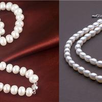 【图】珍珠项链换线方法如何分辨真假珠宝
