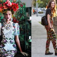 【图】正确选择民族风服装让你一秒变成美少女