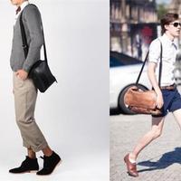 【图】男士包包有哪些款式单肩包该怎么选择