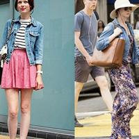 【图】街拍女孩服装搭配教给你全然不同的秋季穿衣指南
