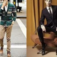 【图】男装搭配单品介绍让你化身潮流达人