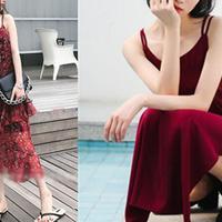 【图】连衣裙吊带裙让夏日更加时尚漂亮