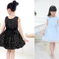 【图】公主裙女童纱裙怎么搭配告诉几种搭配方法