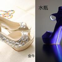 【图】星座高跟鞋子图片你喜欢哪一个