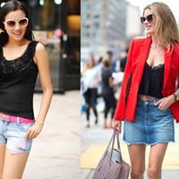街拍时尚是什么 如何穿出好的服装搭配