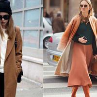 【图】咖啡色大衣搭配图片欣赏教你打造不同风格