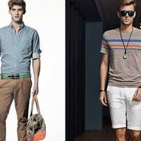 【图】盘点夏季男装搭配要点它才是应该考虑的因素