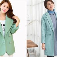 【图】豆绿色大衣怎么搭配呢教你如何穿出美美的感觉