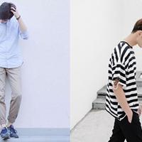 【图】日系男装搭配法则简约干净是重点