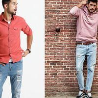 【图】男生穿衣搭配技巧初秋混搭更显男人味