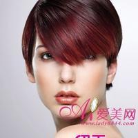 精致个性最新沙宣短发发型设计