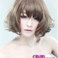 各脸型适合的梨花头发型图片分享
