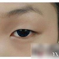 最简单的单眼皮眼妆教程