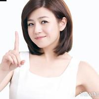 【图】陈妍希发型大全教你快速有效告别包子脸