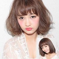 选对发型轻松塑造好脸型