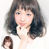 女生发型小改变提升时尚度