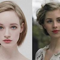【图】短发造型率性自然教你找到适合自己的发型