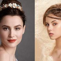 女生盘发化妆技巧教你完美变女神
