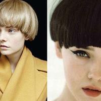百变蘑菇头发型软妹女王随意切换