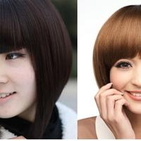 【图】如何选择合适的蘑菇头同样的发型也有大不同