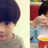 【图】儿童蘑菇头发型呆萌可爱你不懂