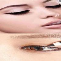 【图】夏天眼线晕染怎么办几个小技巧让你眼线不脱妆