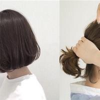 【图】五大短发编发教程可爱甜美风发型