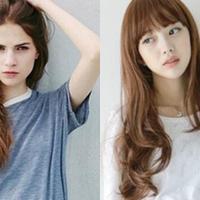 【图】长脸适合的发型很多样不同类型风格迥异受人喜欢