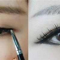 【图】眼线怎么画4步让你变化妆高手