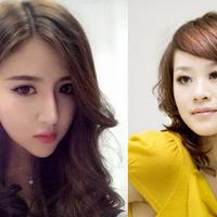 【图】长脸发型女生应该怎样选择选对就提升你的颜值
