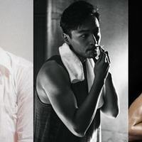 胡歌王凯勒东肌肉照男人肌肉锻炼绝招
