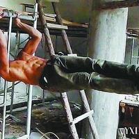 搬砖网红怎样健身男人肌肉速成法则