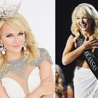 2016美国小姐冠军分享健康食物健身法