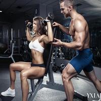 男女全裸孤岛相亲身材肥胖健身不能再拖