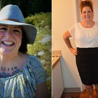 外国胖妞戒掉零食两年减100公斤