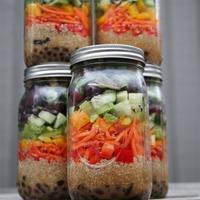 减肥最快最有效巧用小瓶子量化食物